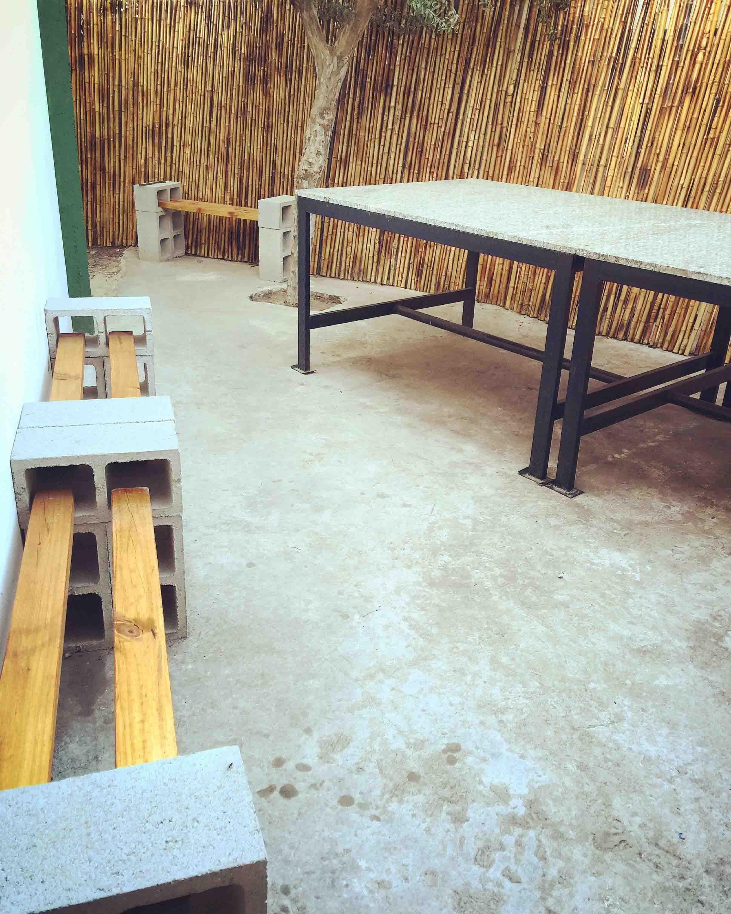 Banco de madera xl cultivarte - Banco de madera ...